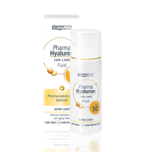 Pharma Hyaluron Sun Care - Fluid SPF 50